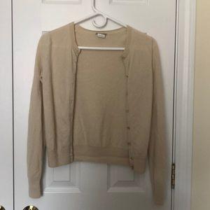 J. Crew 100% cashmere sweater